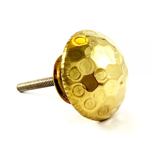 No categories	Round Hammered Knob
