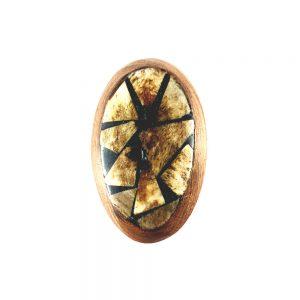 Vintage Timber Knob