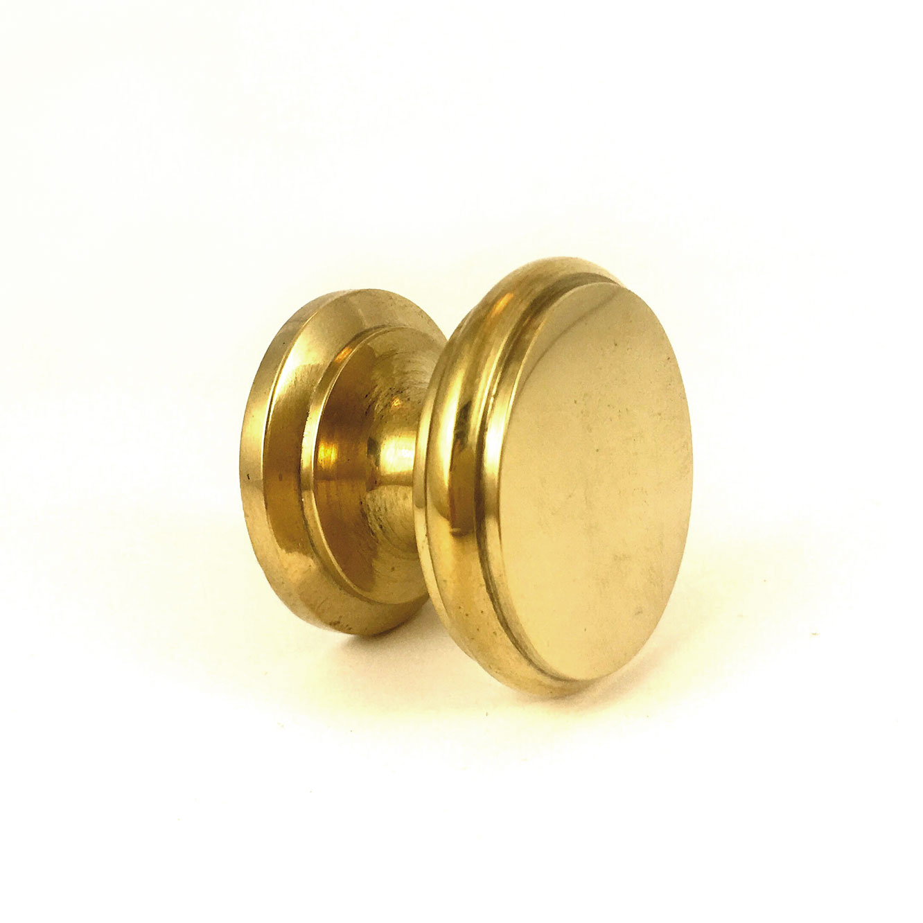 Gold Round Solid Brass Knob Cabinet Handles Amp Kitchen