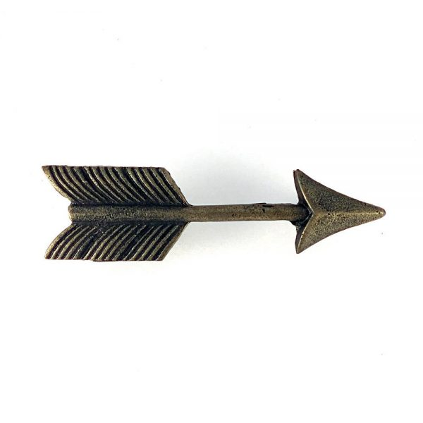 Iron Arrow Cabinet and Drawer Handle