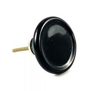 Black Disc Knob 2 1 300x300 - Black Ceramic Disc Knob
