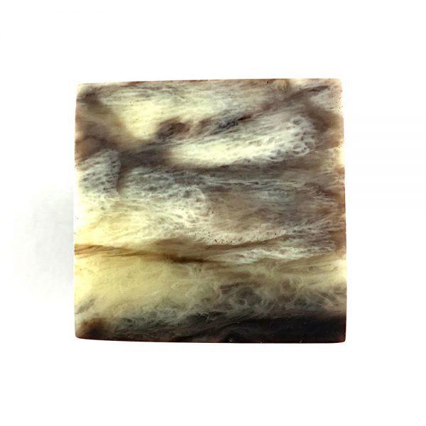 Marbled Square knob