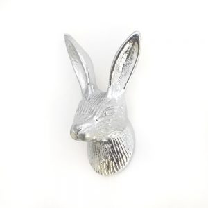 Chrome Brass Rabbit Wall Hook