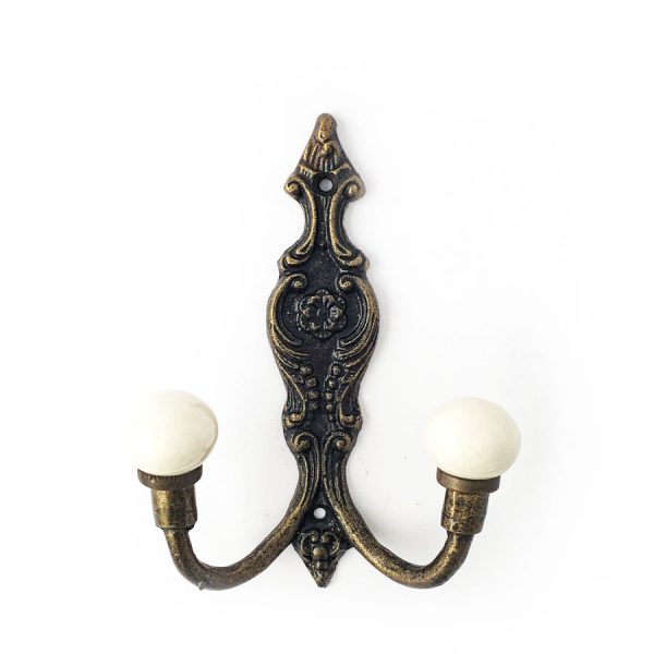 Double Vintage Wall Hook