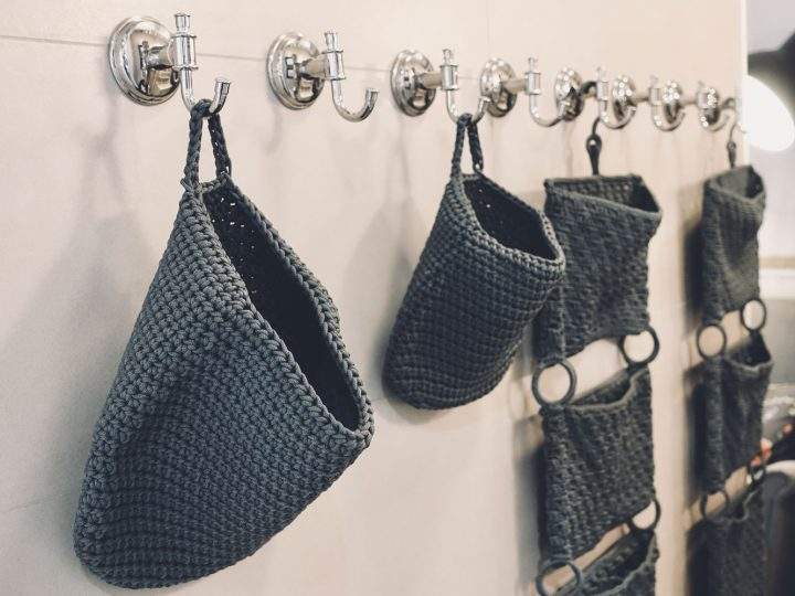 9 Fun, Fresh, Clever Uses for Wall Hooks