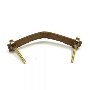 brown faux leather handle 2 300x300 - Brown - Faux Leather Handle