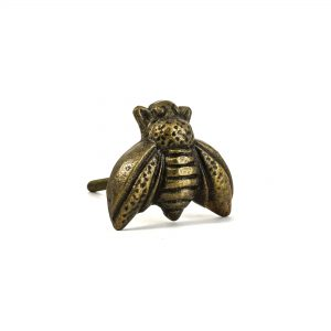 Antique Gold Honeybee Knob