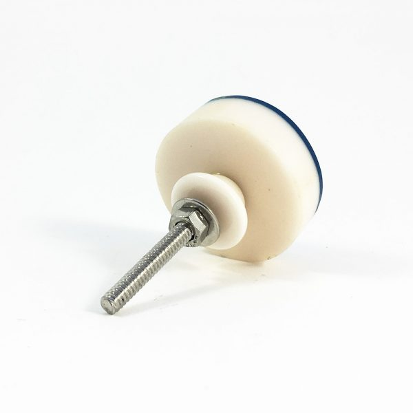Two tone blue and gold splicer knob 8 600x600 - Two Tone Blue Splicer Knob