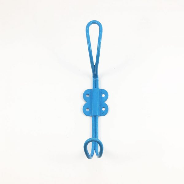 Sky Blue Iron Wall Hook