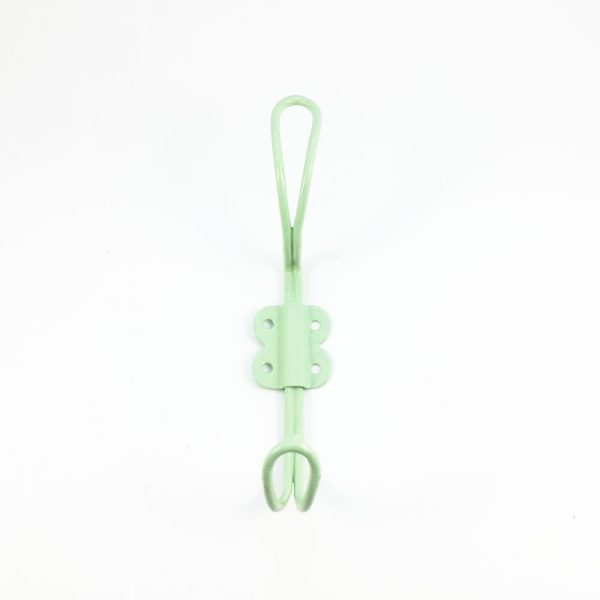 Light Green Iron Wall Hook