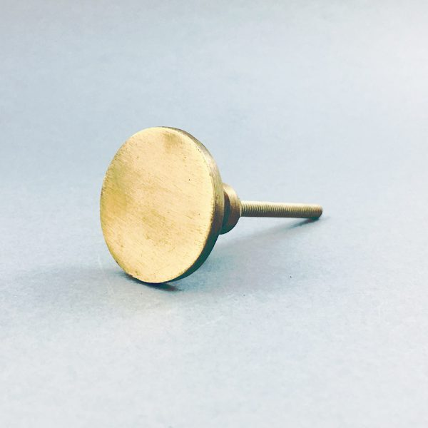 antique gold irons circle knob 13 600x600 - Antique Gold Circle Iron Knob