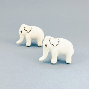 baby white elephant knob 1 300x300 - White Baby Elephant Knob
