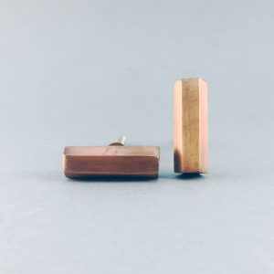 copper iron hexagon tpull knob 3 300x300 - Copper Hexagon T-Bar Pull