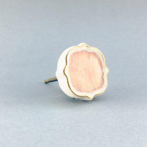 emblem pink crater knob 4 300x300 - Pink Emblem and Gold Crater Knob