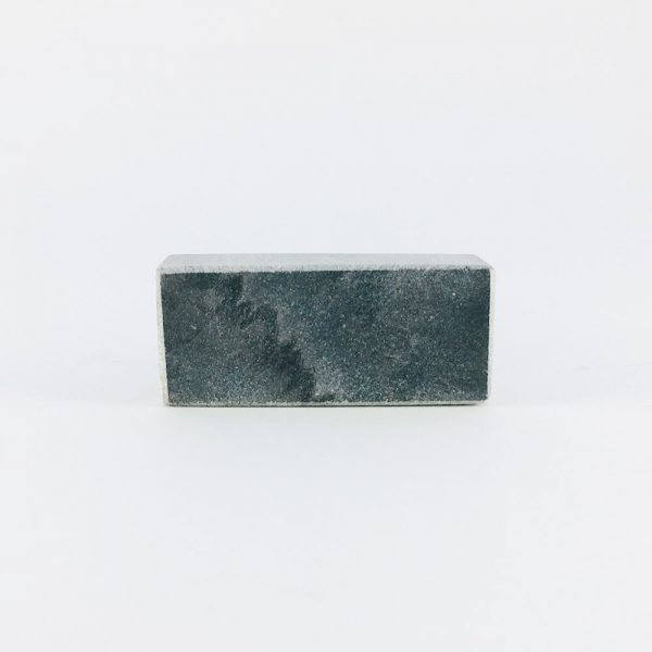 grey rectangle marble knob 5 600x600 - Grey Solid Rectangle Marble Knob