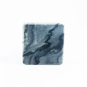 grey square marble knob 5 300x300 - Grey Solid Square Marble Knob