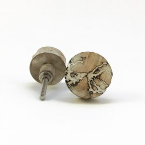 round natural wood knob 5 300x300 - Round Natural Wood Knob