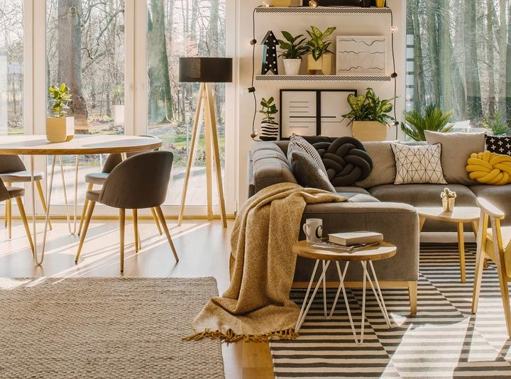 Home Décor that Brings the Outdoors Indoors