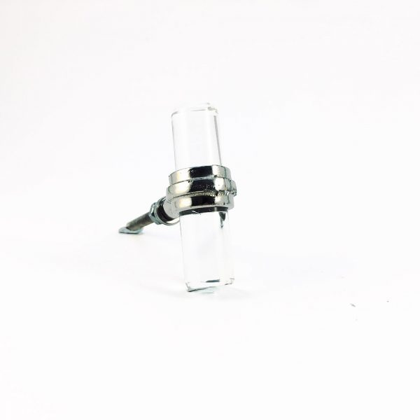 Solid Glass T-Bar Pull