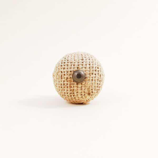 Button jute knob 4 600x600 - Button Jute Knob