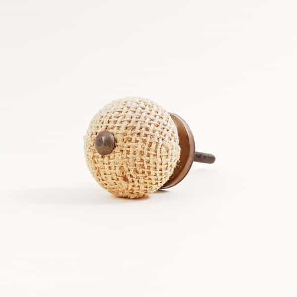 Button jute knob 9 600x600 - Button Jute Knob