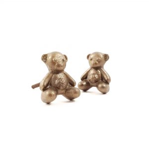 Gold iron teddy knob 1 300x300 - Shop for Cabinet Handles, Cabinet Pulls & Wall Hooks