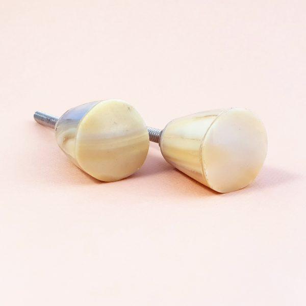 small shell knob 2 600x600 - Small Shell Knob