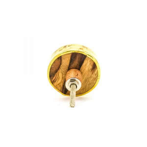 DSC 0173 Gold Pressed Metal Knob 600x600 - Gold Pressed Metal Knob