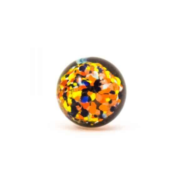 DSC 0814 Multicoloured glass ball knob 600x600 - Mulitcoloured Glass Ball Knob