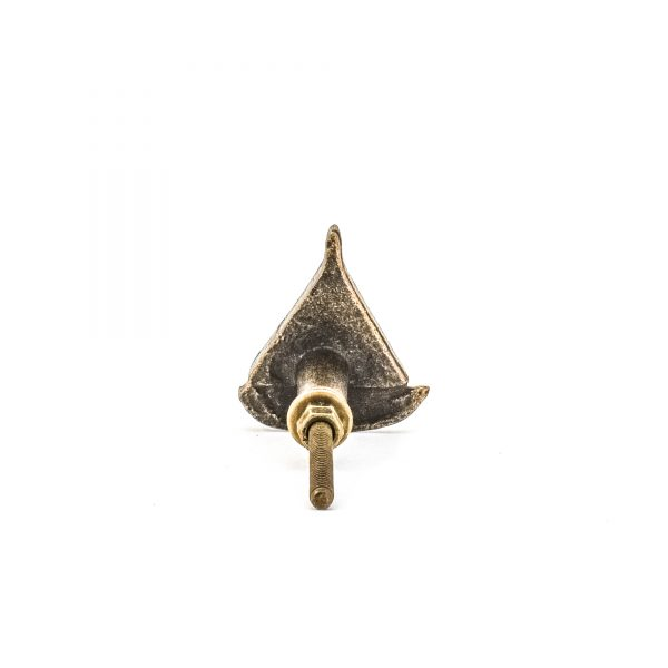 DSC 0821 Antique gold sail boat knob 600x600 - Antique Gold Sail Boat Knob