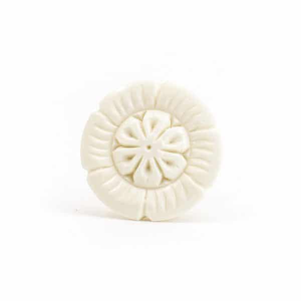 Petal Carved  Knob