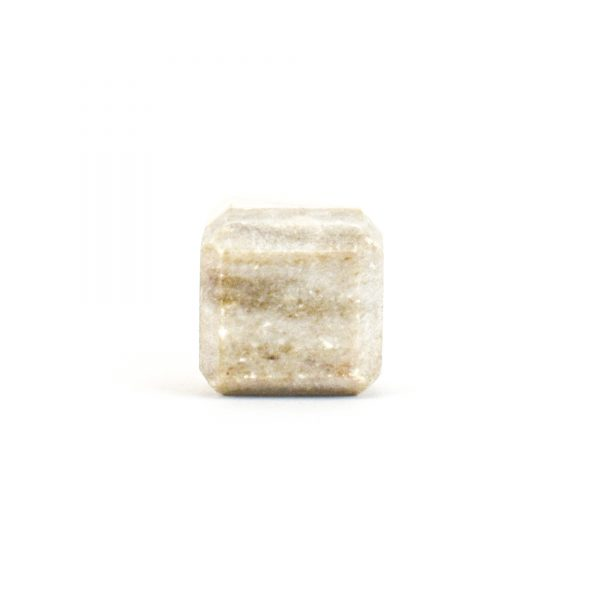 DSC 1125 Two toned w 1 600x600 - Light Brown Two-Tone Cubed Knob