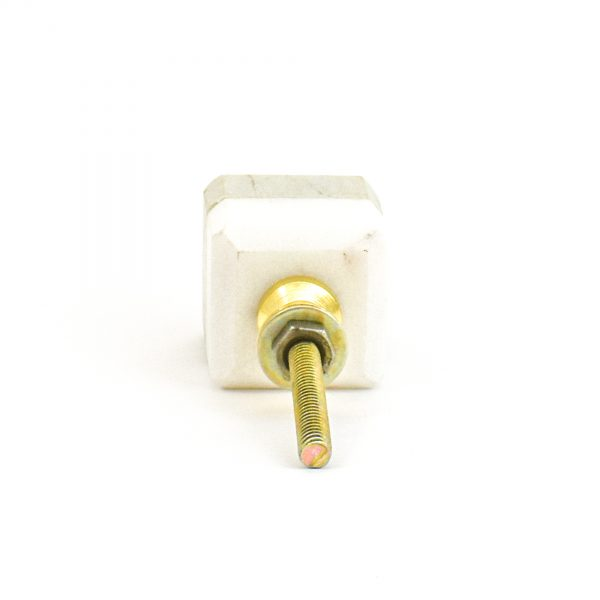 DSC 1135 Two toned w 1 600x600 - Light Green Two-Tone Cubed Knob