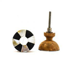 Shell Wheel Knob