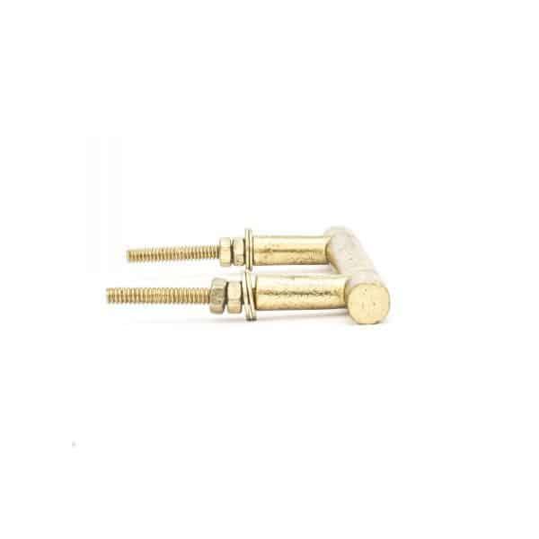 Gold Iron Cylinder Handle