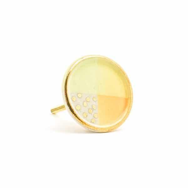 Sliced Lemon Knob