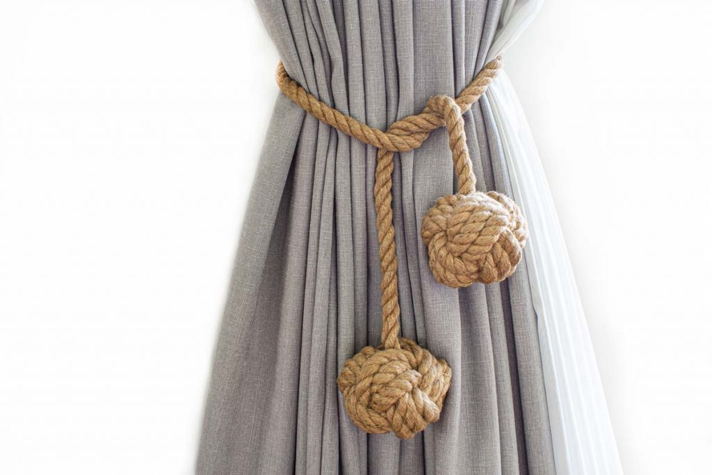 Tie back 1024x683 - Trend To Try: Our New Curtain Tie Backs