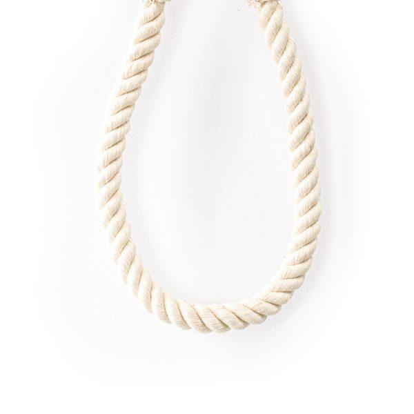 Twist Rope Cotton Curtain Tie Back