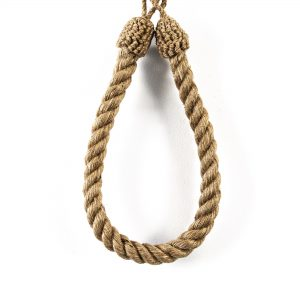 Twist Rope Jute Curtain Tie Back