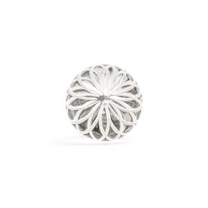 Acrylic Flower Engraved Knob