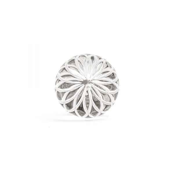 Acrylic Flower Engraved Knob