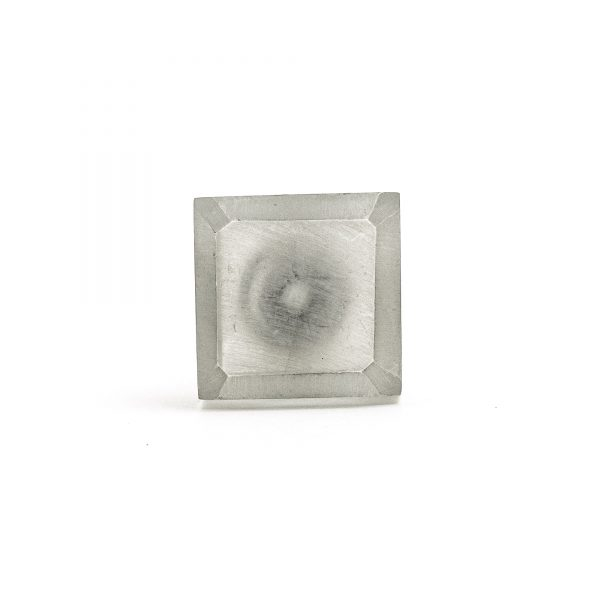 Smokey Grey Acrylic Knob
