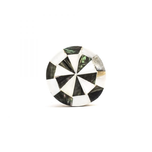 MOP Spinning Wheel Knob