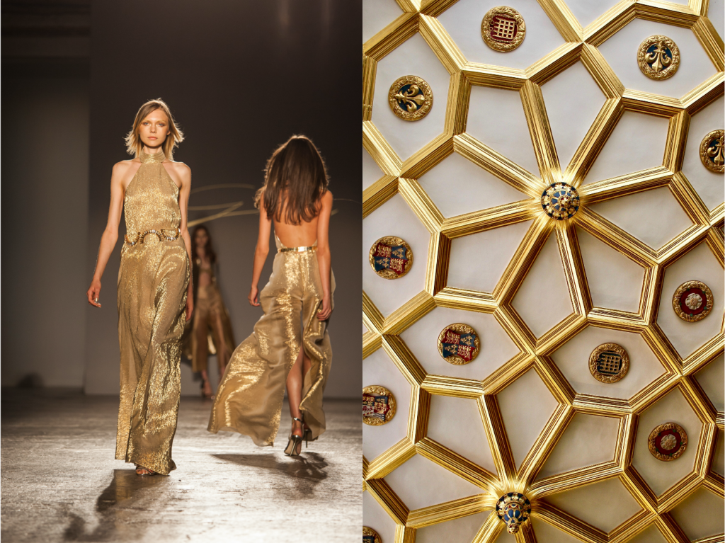 GOLD COLLAGE 1024x767 - The Power of Gold: How to Illuminate Your Décor