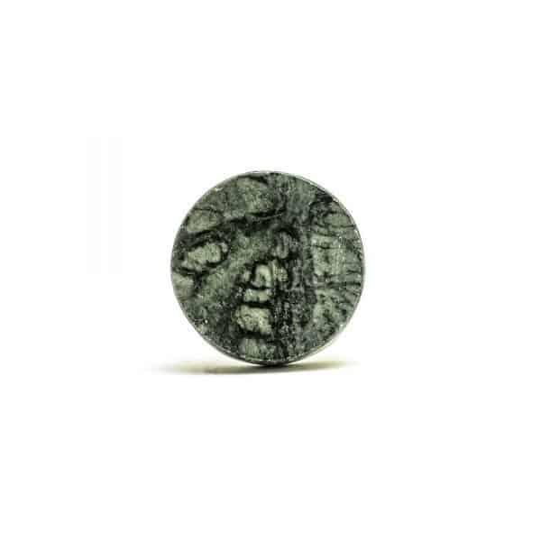 Round Green Granite Knob