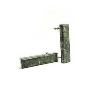 Green Granite Handle