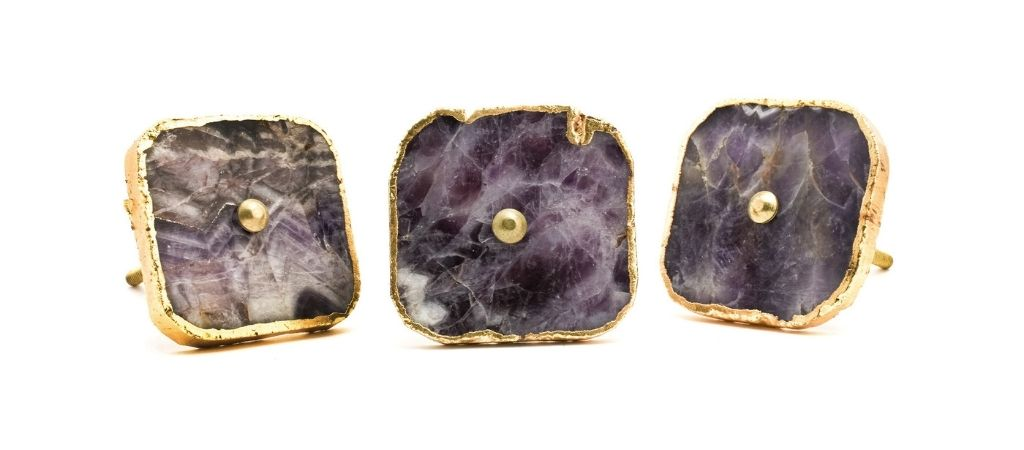 Amethyst 450 - The Healing Power of Crystals in Holistic Interior Design