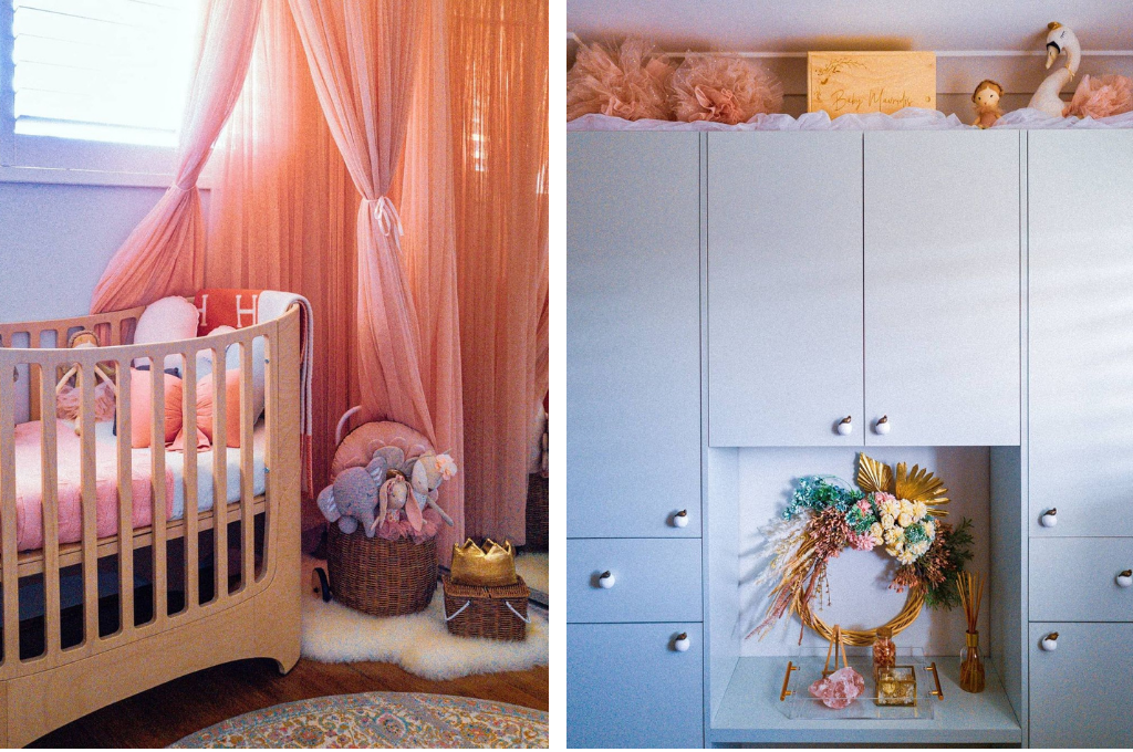 Ana collage 1 - How to Style your Child's Nursery with Inspiration and Joy