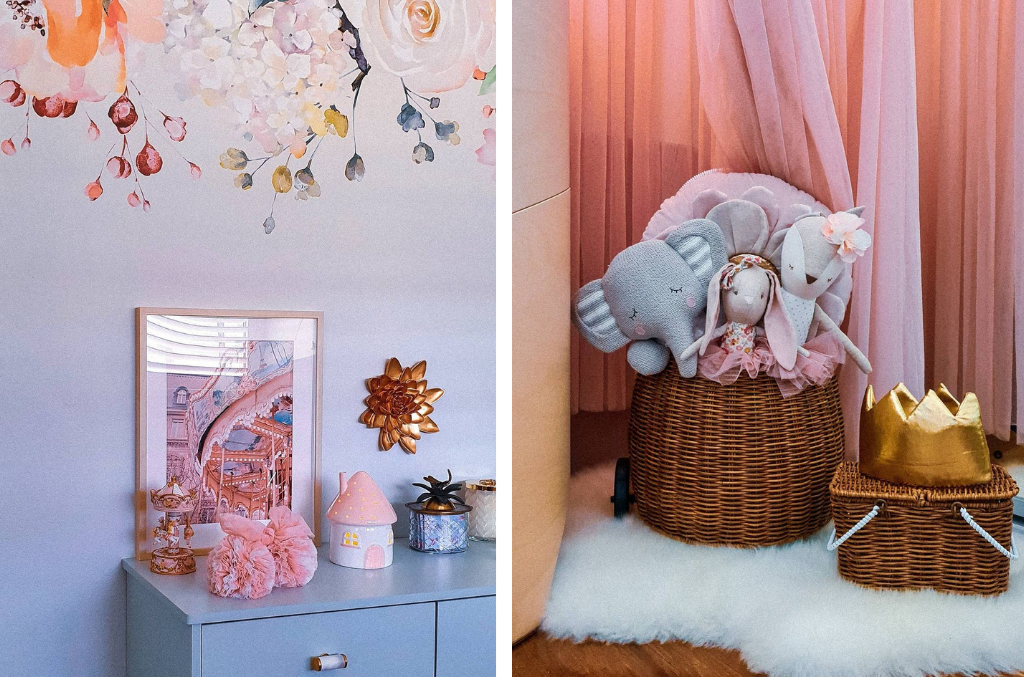 Ana collage 2 - How to Style your Child's Nursery with Inspiration and Joy