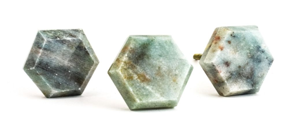 Hex Green 450 - The Healing Power of Crystals in Holistic Interior Design